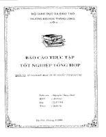 Báo cáo thực tập tại Xí nghiệp may xuất khẩu Thanh Trì.PDF