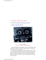 Điện tử cơ bản và tổng hợp các mạch điện cơ bản nhất - Chương 15