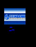 Đề thi nhân viên tín dụng Eximbank