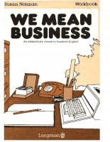 Longman Press 1-2 We Mean Business Workbook