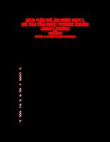 Đề tài tìm hiểu vi điều khiển arm7 lpc2214