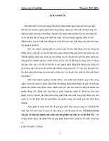 Tổ chức kế toán chi phí và tính giá thành sản xuất của sản phẩm tai công ty cơ khí Hà Nội.DOC