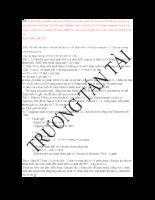 bài tập đoạn okazaki có lời giải và phương pháp giải
