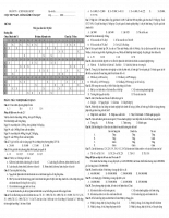 Đề thi nguyên lý kế toán tổng hợp và bài giải 02