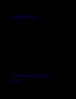 Báo cáo ngành bán lẻ việt nam 2010
