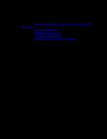 Hệ thống thông tin marketing và nghiên cứu marketing