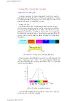 Giáo trình điện tử căn bản - Chương 16