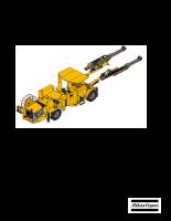 Shop manual máy khoan hầm Boomer H282 - P1