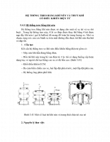 Hệ thống treo bằng khí nén và thuỷ khí có điều khiển điện tử