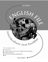Oxford University Press English File Intermediate Tests