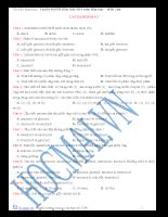 Danh pháp hóa chất hữu cơ - P5