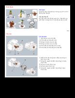 Quy trình đại tu hộp số 2 - P5