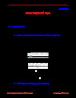 Tính toán thiết kế kết cấu bằng chương trình sap 2000 – tự học sap 2000 bằng hì nh ảnh