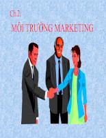 Môi Trường Marketing - Slide