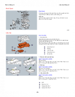 Các bước trong quy trình đại tu động cơ - P5