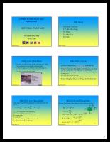 Bài Thực Hành Phần Mềm Plaxis - Chuyên Ngành Công Trình Thủy - P2