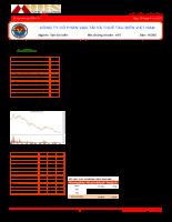 Báo cáo phân tích công ty Cổ Phần Vận Tải Và Thuê Tàu Biển Việt Nam