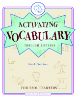 Brain Friendly Publications Activating Vocaulary Through Pictures