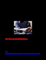 Những điều nên tránh khi nộp hồ sơ xin việc
