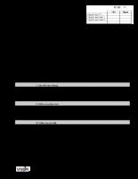 E130-Vay và nợ ngắn hạn và dài hạn