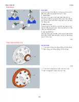 Quy trình đại tu hộp số 2 - P4
