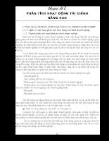 Ôn tập thi kiểm toán, kế toán viên - Q2 - Chuyên đề 6