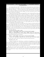 TÌNH HÌNH TỔ CHỨC THỰC HIỆN CÔNG TÁC KẾ TOÁN Công ty cổ phần May I Hải Dương.doc