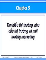 Bài giảng quan tri marketing 05