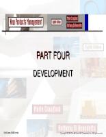 Desiqe - Tài liệu tham khảo bằng tiếng anh - chiến lược quản lý sản phẩm mới.