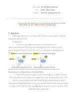 Phương pháp xác định trình tự axit nucleic bằng phương pháp của sanger
