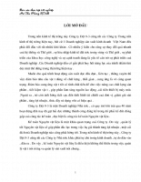 Tổ chức kế toán NVL tại Cty Dệt 8-3
