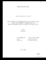 Thực trạng và giải pháp nâng cao chất lượng công tác nghiên cứu khoa học và thông tin.pdf