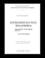 Một số giải pháp mở rộng cho vay tiêu dung trên địa bàn tỉnh Đồng Nai