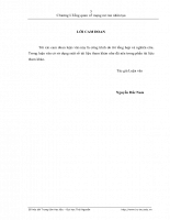 Nghiên cứu ứng dụng mạng nơron truyền thẳng nhiều lớp nhận dạng vị trí rôbốt hai khâu.pdf