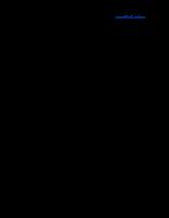 Hệ thống tông tin di động thế hệ 3 UMIS - chương 4