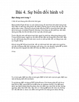 học flash - macromedia flash -Bài 4