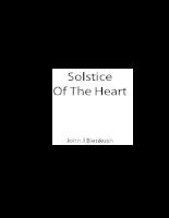 Of The Heart (Solstice Saga - Book 1)