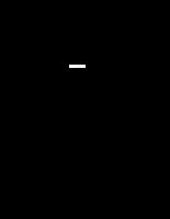 Phân tích đánh giá hiệu quả kinh tế kỹ thuật của việc ứng dụng thiết bị bù có điều khiển svc trong hệ thống điện của khu gang thép thái nguyên