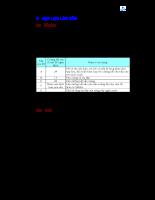 Bài giảng Đồ án Thiết kế cầu thép Chương 2