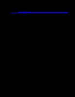 công nghệ chuyển mạch nhãn đa giao thức và cơ sở thông tin quản lý MIB