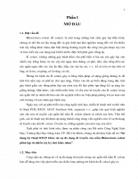 Sử dụng kỹ thuật rflp khảo sát sự đa dạng di truyền của nấm Rhizoctonia solani phân lập từ nhiều cây ký chủ khác nhau