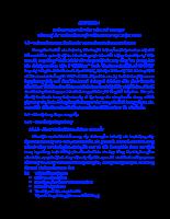 Luận văn Thạc sĩ về Hợp đồng trên cơ sở chất lượng thực hiện bảo dưỡng sửa chữa đường phần 5