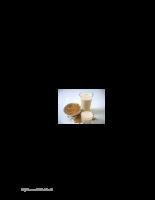 Công nghệ chế biến sữa đậu nành