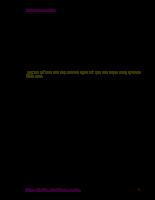 Công tác kế toán tiêu htụ và xác định kết quả tiêu thụ ở Công ty khoá Minh Khai