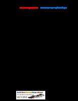 Xuất khẩu hàng May Mặc của Công ty Dệt – May Hà Nội vào thị trường Mỹ.doc