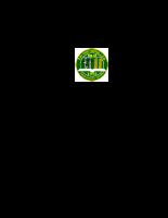 Khảo sát, đánh giá hiện trạng khai thác và quản lý nguồn nước trên lưu vực sộng Đồng Nai chảy qua huyện Vĩnh Cửu