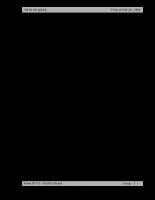 nghiên cứu thiết bị vi ba số DM2G-1000