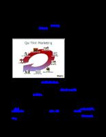 Qui trình marketing từ A- Z