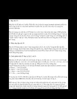 Cơ bản về cách đánh địa chỉ IP