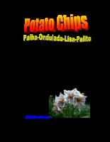 Tìm hiểu quy trình công nghệ sản xuất chip khoai tây